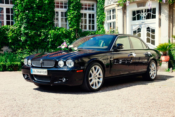 Mieten Sie Ihr Hochzeitsauto inkl. Chauffeur – Paderborn, Bielefeld, Gütersloh oder Detmold